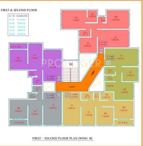 Images for Cluster Plan of Disha Direct Baywoods Phase I