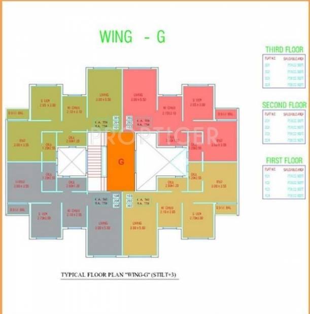 Images for Cluster Plan of Disha Baywoods Phase I