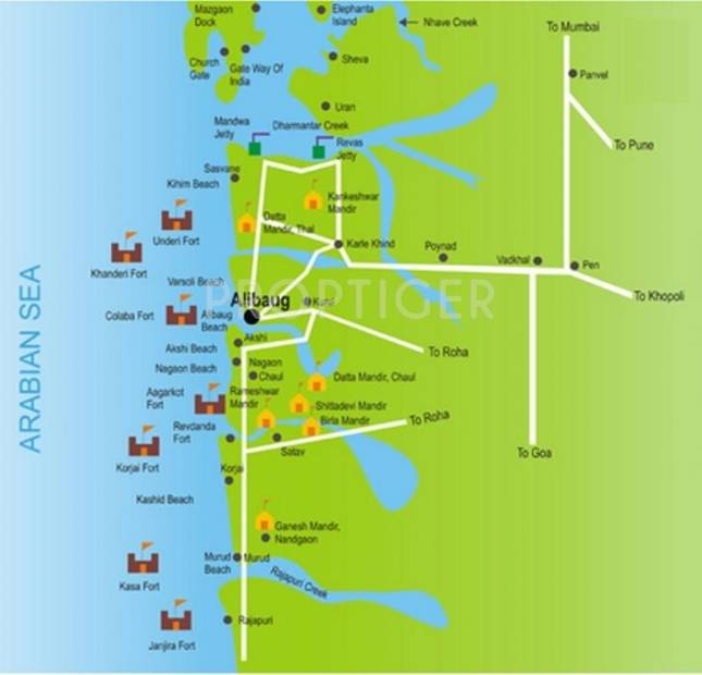 Images for Location Plan of Disha Direct Baywoods Phase I