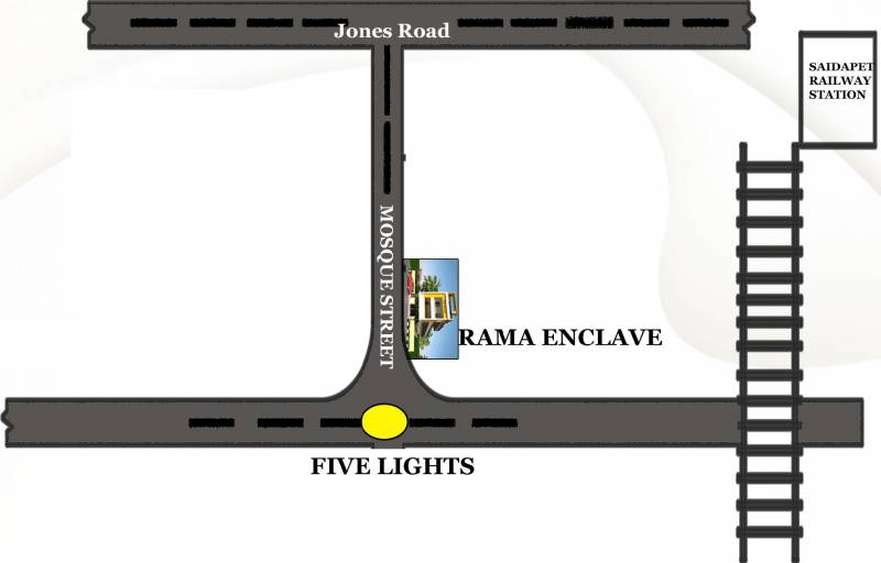Images for Location Plan of GAG Rama Enclave