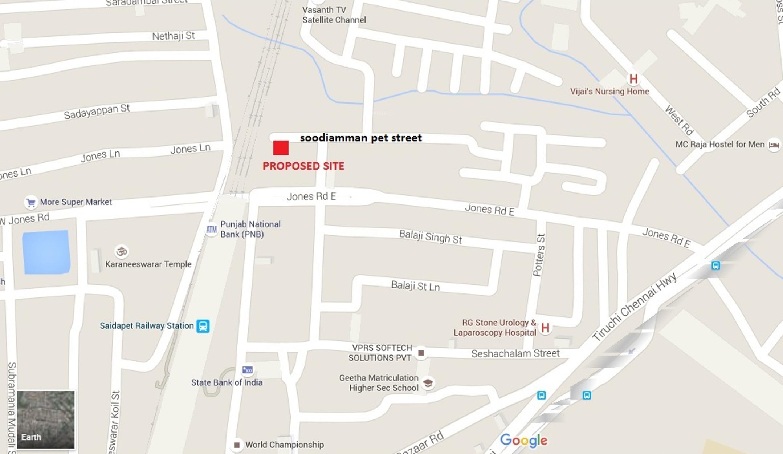 greenwich soodiamman pet street in saidapet  chennai