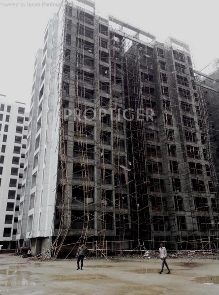Images for Construction Status of JP Iscon Platinum