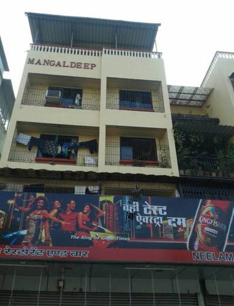 Images for Elevation of Reputed Mangaldeep Apartment