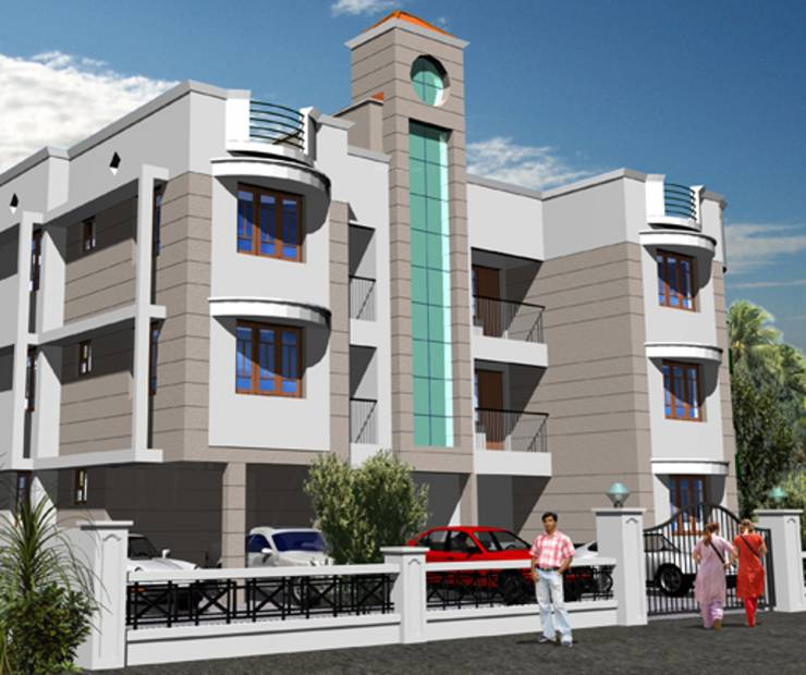 Images for Elevation of Chevron Delight Apartments