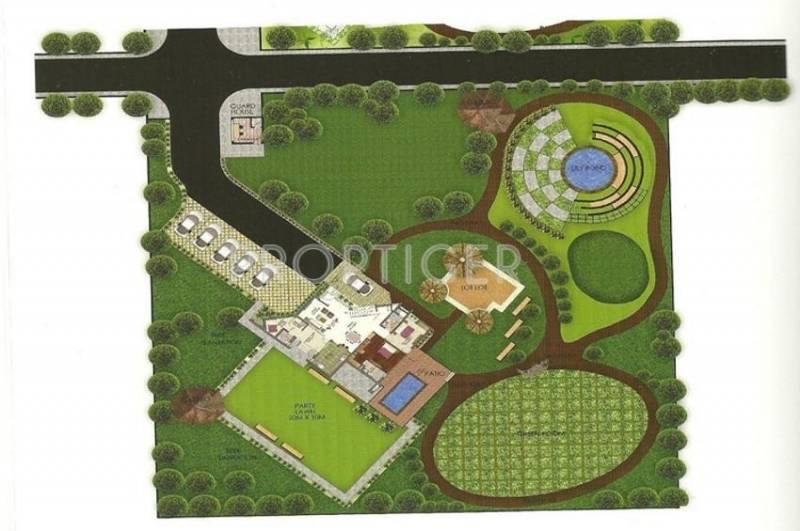 Images for Layout Plan of Ninaniya Mountain View Greens