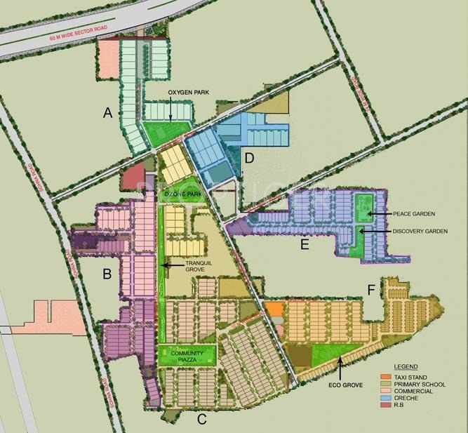 Images for Layout Plan of Ansal Mulberry Homes