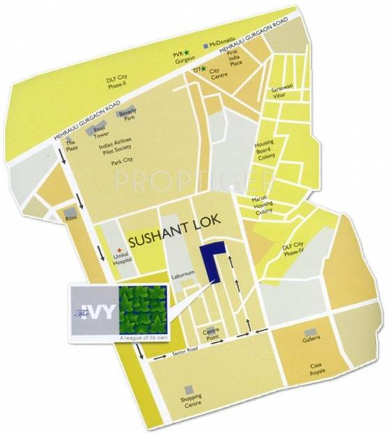 Images for Location Plan of Silverglades The Ivy