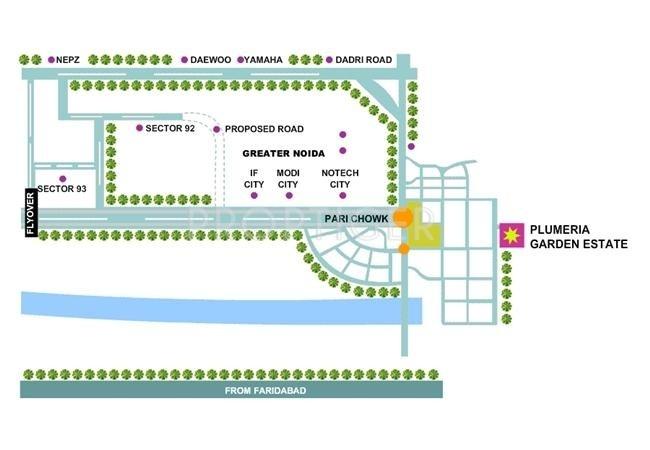 plumeria-garden-estate Images for Location Plan of Uppal Plumeria Garden Estate