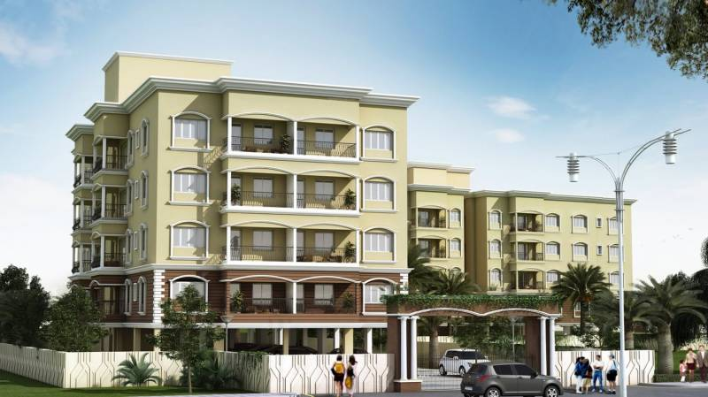 kamala-vihar Images for Elevation of Utkal Kamala Vihar