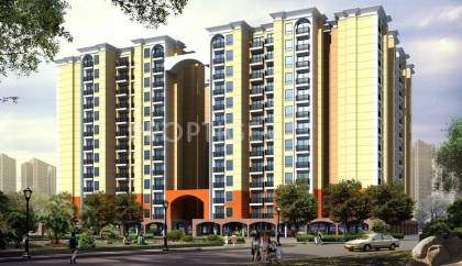 Images for Elevation of Shiv Park 1 Apartments