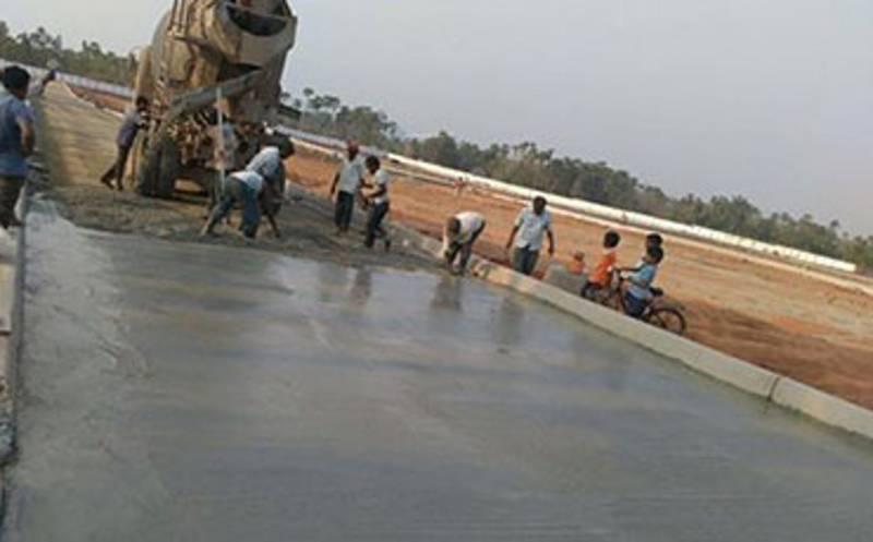 Images for Construction Status of Swathi Lucky Anandapuram