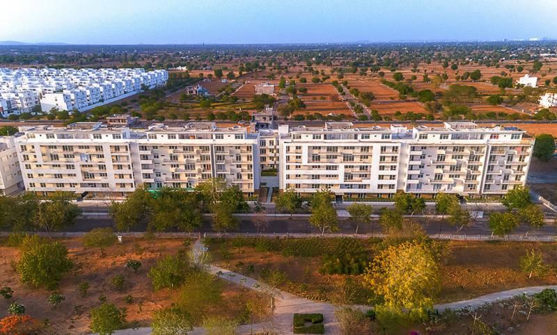 the-park-apartments Elevation