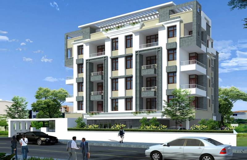 Images for Elevation of Sanrachna Swroop Enclave
