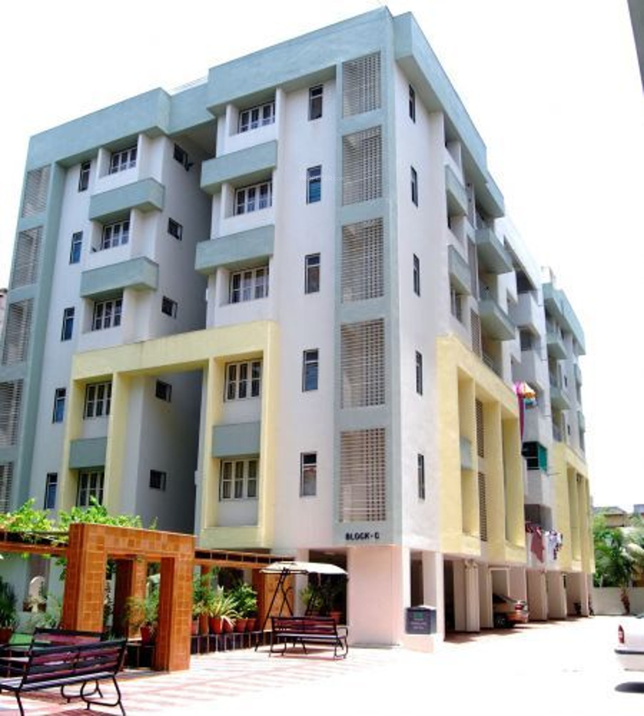 Sheladia Panchgini AppartmentNeighbourhood