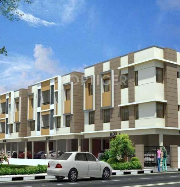 Biishan Ideal Solutions Vajra Appartments