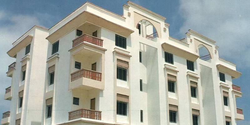 Images for Elevation of Sheladia Akshardham Apartment