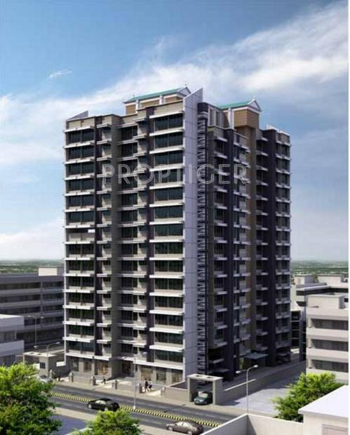 Images for Elevation of Wadhwana Madhuban Heights