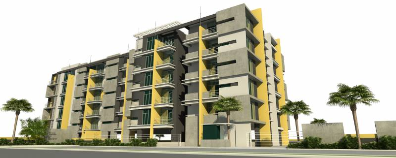 Images for Elevation of Rami Reddy Laxmi Ram Trident