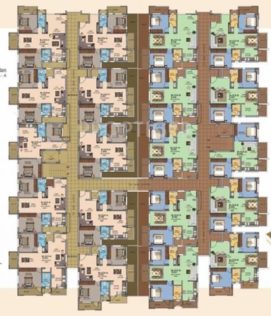 Images for Cluster Plan of Nisarga Nisarga Capital