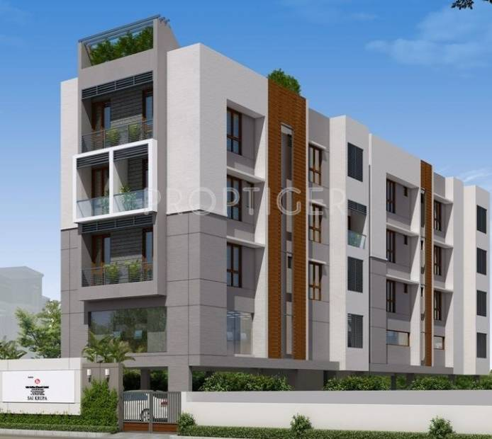 Images for Elevation of India Sai Krupa