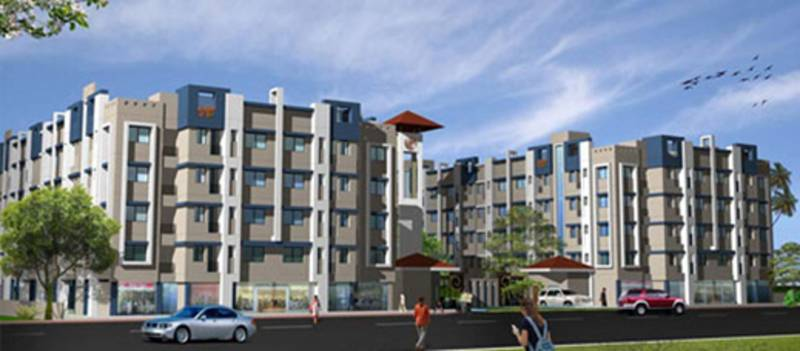 Images for Elevation of BGA Amrita Abashan 2