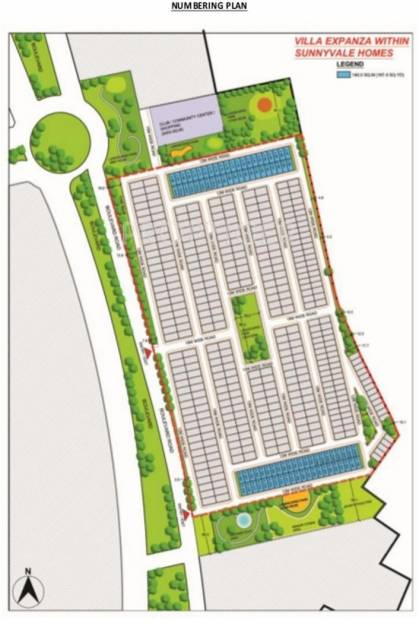Images for Layout Plan of Jaypee Villa Expanza