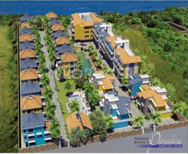 Images for Elevation of Poonam Paradise