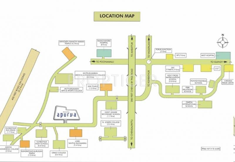 Images for Location Plan of Deccan Apporva