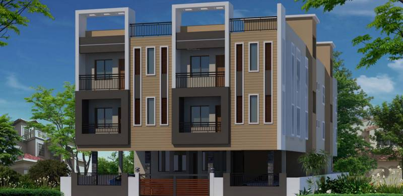 Images for Elevation of Queens Narayani