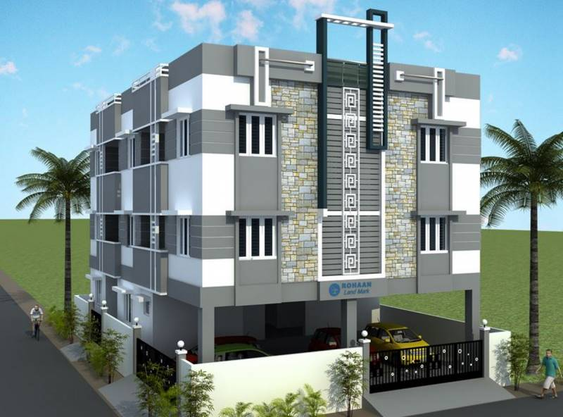 Images for Elevation of Rohaan Constructions Landmark