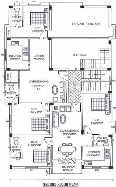 Images for Cluster Plan of Thilaga Kenisha
