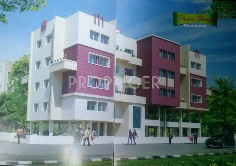 Images for Elevation of Dhareshwar Prem Deep Residency