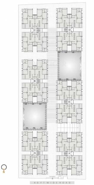 Images for Layout Plan of Acme Aditya Greens