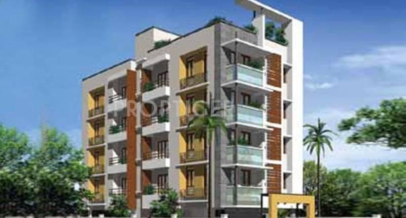 Images for Elevation of Pushkar K V Residency