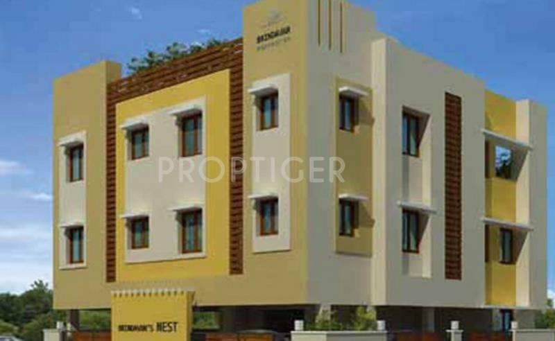 Images for Elevation of Pushkar Brindavans Nest