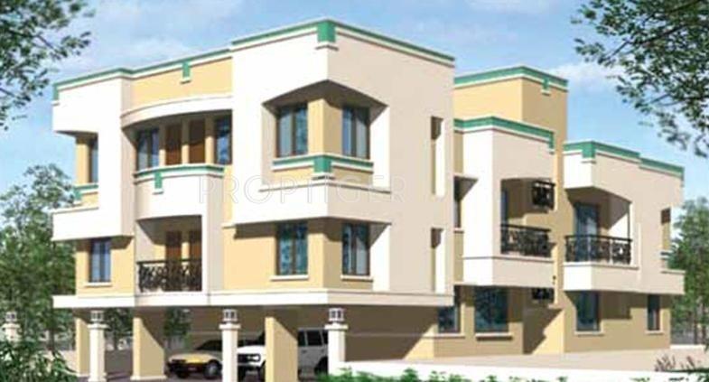 Images for Elevation of Pushkar Park Villa