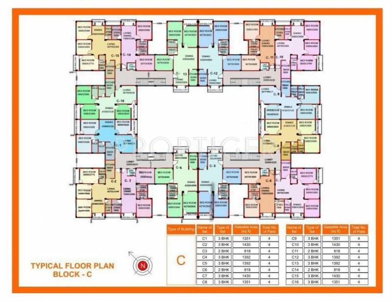 Images for Cluster Plan of Vibgyor Regent Sonarpur