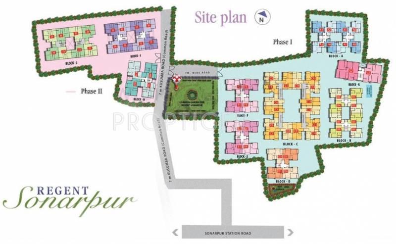 Images for Master Plan of Vibgyor Regent Sonarpur