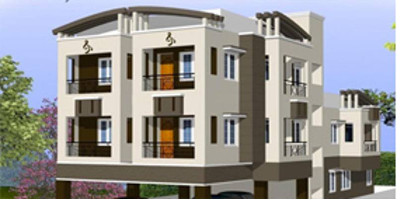 Images for Elevation of Poomalai Housing Sree Senthur Nilayam