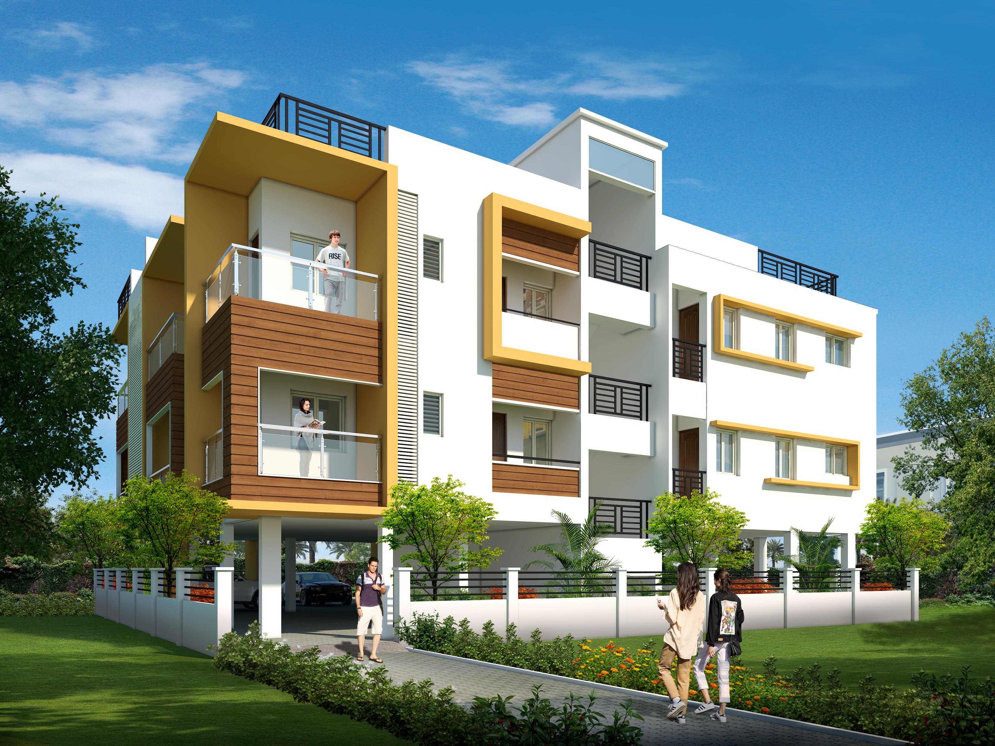 Elevation Flooring Reviews : Kamalam divine in mylapore chennai price location map