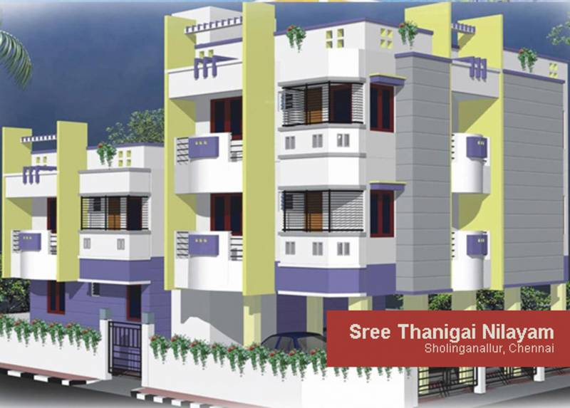 Images for Elevation of Poomalai Sree Thanigai Nilayam