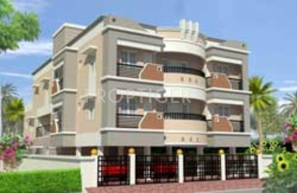 Images for Elevation of Suprabhatham State Bank Colony Extn
