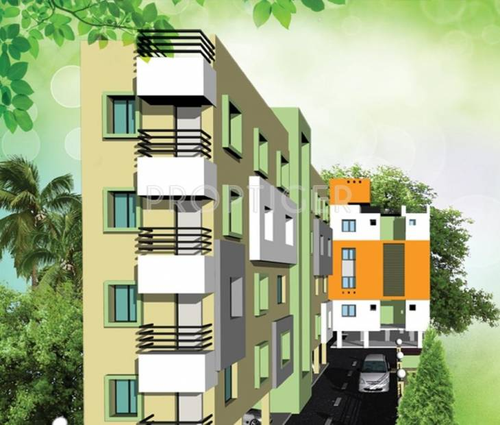 Images for Elevation of Vibgyor Neer
