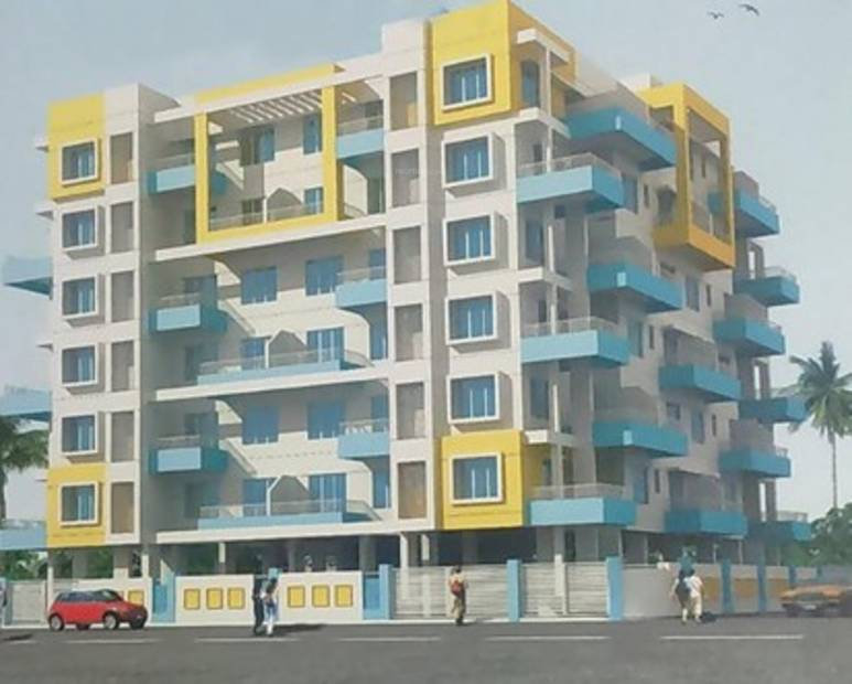 Images for Elevation of Shree Ganesh Mangalmurti Residency