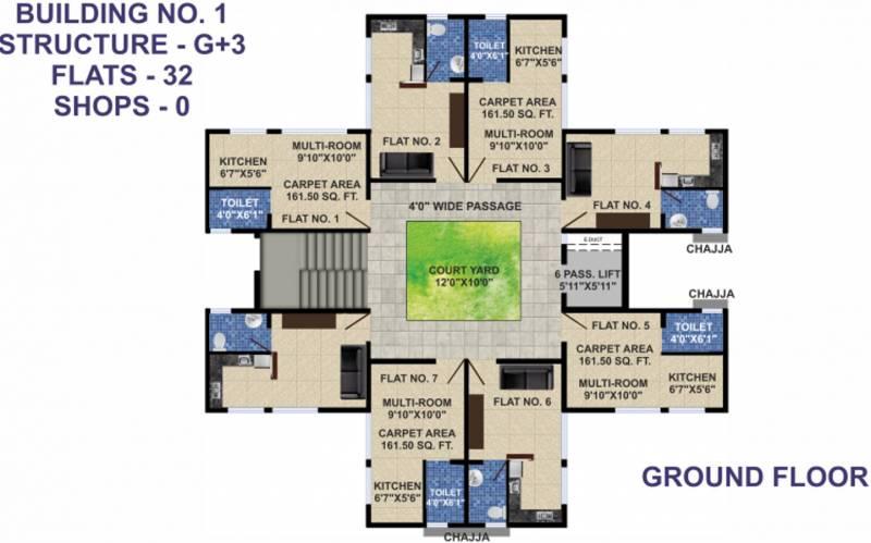 Images for Cluster Plan of Karrm Panchtatva 1