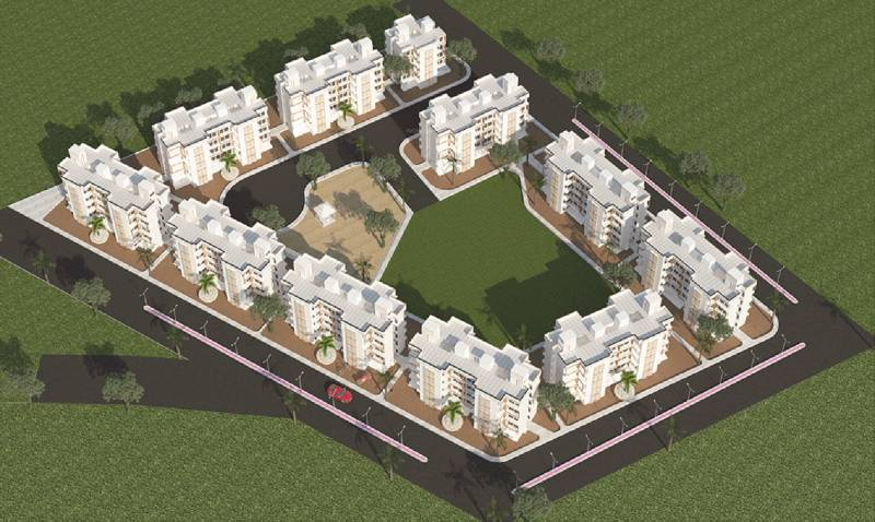 Images for Elevation of Karrm Panchtatva 1