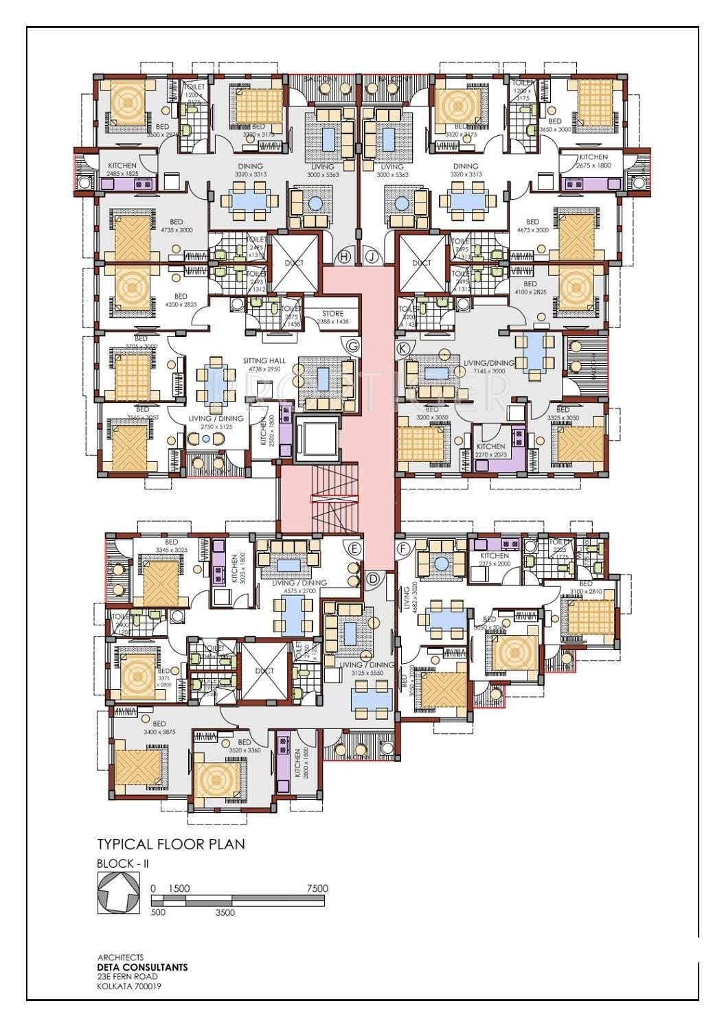 Paradise Nirmala Residency In Garia Kolkata Price