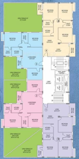 windsor Block A Cluster Plan