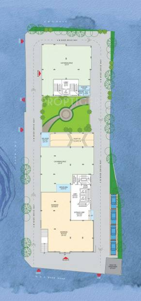 Images for Layout Plan of Rajat Windsor