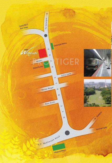 Images for Location Plan of Rajat Group Windsor